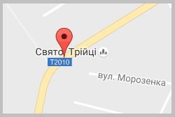 Как проехать Билюкс Тернополь