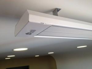 Билюкс на потолке