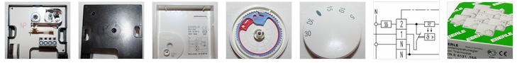 Секретная схема терморегулятора