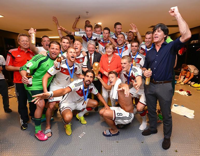 Германия- Чемпионы!