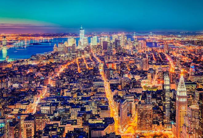 Нью Йорк Электроэнергия